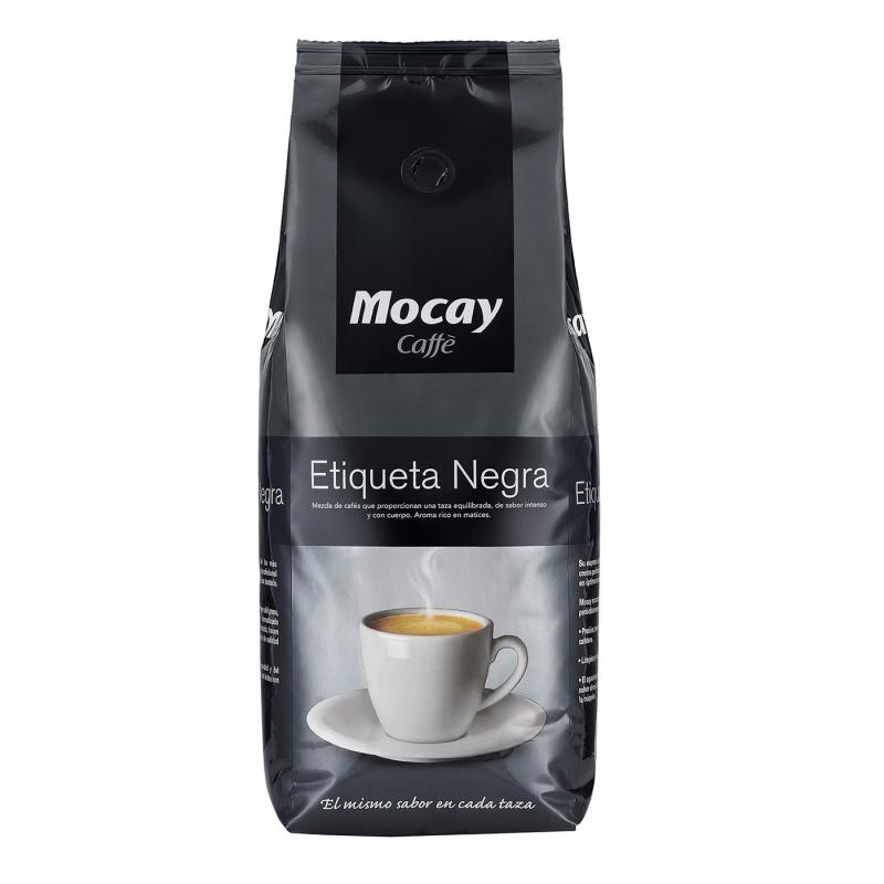 Mocay Etiqueta Negra