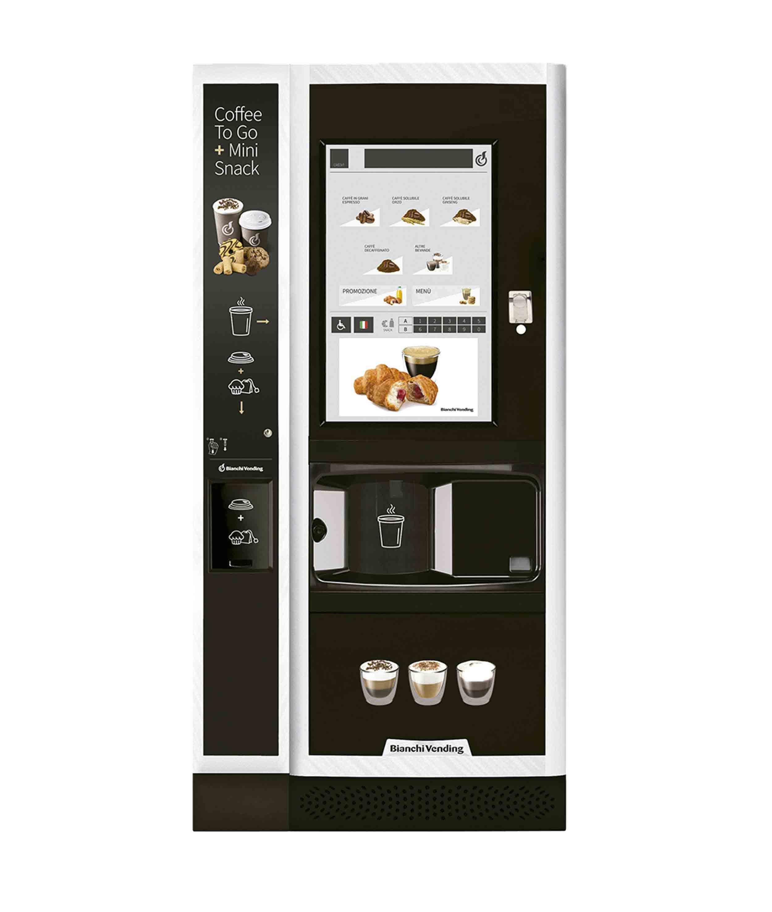 máquina de café Premium
