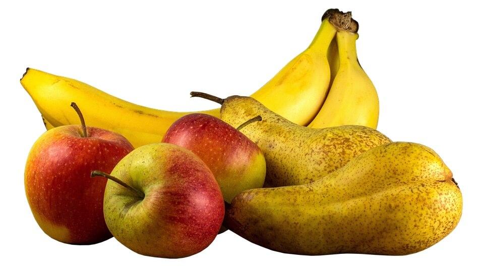 frutas fresca fresas