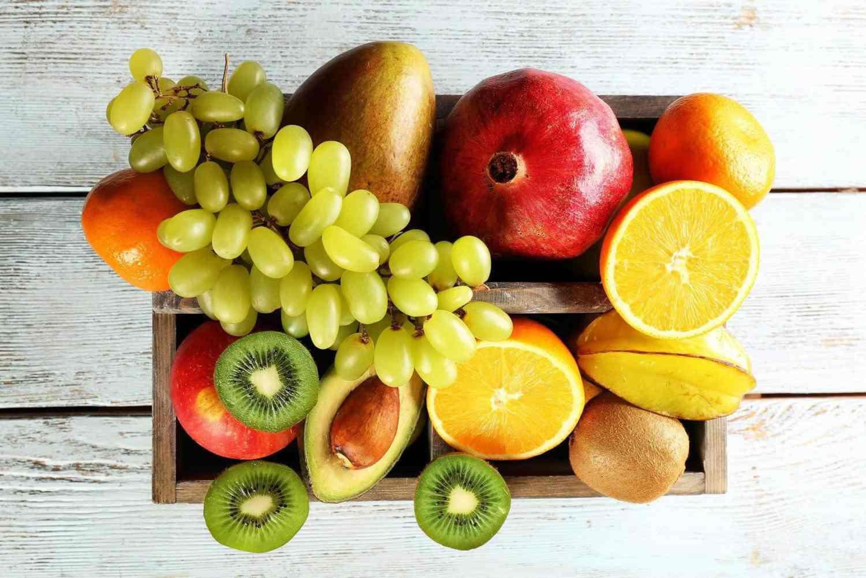 Servicio de fruta fresca para empresas